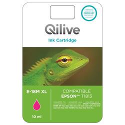 Qilive - Cartucce compatibili Epson - E-18M XL MAGENTA