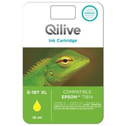 Qilive - Cartucce compatibili Epson - E-18Y XL GIALLO
