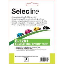 Selecline - Cartucce compatibili Epson - E 1281 NERO