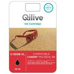 Qilive - Cartucce compatibili Canon - C 550B XL NERO