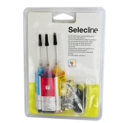 Selecline - Ricarica universale Color 3 pz