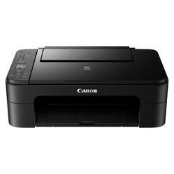 Canon - PIXMA TS3150, Ad inchiostro, Stampa a colori, 4800 x 1200 DPI, 60 fogli, A4, Nero
