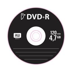 Auchan - BM)DVD+R 4.7GB16XSLEEVE POUCE