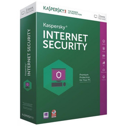 Kaspersky Lab - Internet Security 2018, 1, 1 anno/i, Full license