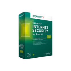 Kaspersky Lab - Internet Security for Android, 1, 1 anno/i