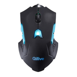 Qilive - 871869 QVE GAMING MEDIUM MOUSE