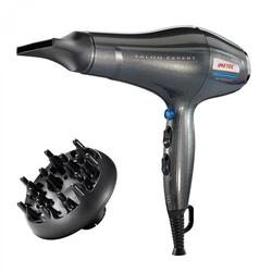 Imetec - Salon Expert P3 3200, AC, 44,4 m/s, Nero, Grigio, Monocromatico, Anello di sospensione, 1,8 m