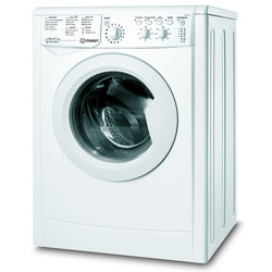 Indesit - Lavatrice carica frontale 6Kg Cl.A++ 1000 Giri/min IWC61052