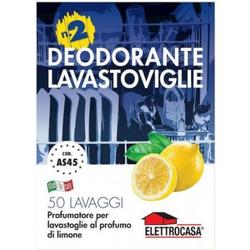 Elettrocasa - Deodorante Lavastoviglie AS45