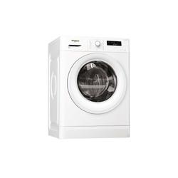 Whirlpool - FWF81283W, Libera installazione, Caricamento frontale, Bianco, Manopola, Touch, Sinistra, 8 kg