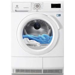 Electrolux - Asciugatrice Carico Fr. 8kg; Cl. A++; tumble dryer; Bianco - EDH3885GFE