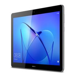 "Huawei - MediaPad T3, 24,4 cm (9.6""), 1280 x 800 Pixel, 16 GB, 3G, Android 7.0, Grigio"