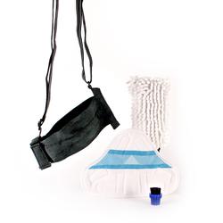 Mediashopping - 496934, Brush kit, Multicolore, Microfibra, Nylon, Plastica, H2O X5 Plus