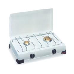 Ardes - 9S02FG, Da tavolo, Gas, Smaltato, Bianco, Acciaio inossidabile, Manopola