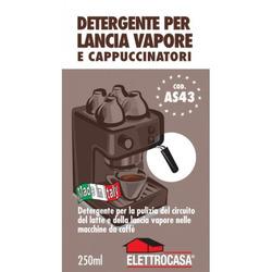 Elettrocasa - Detergente per lancia vapore - AS 43