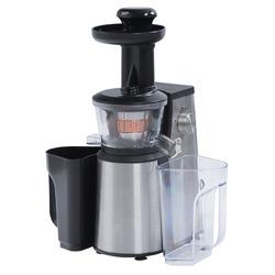 RGV - Juice Art New, Estrattore di succo, Nero, Acciaio inossidabile, 60 Giri/min, 1 L, 1 L, Manopola