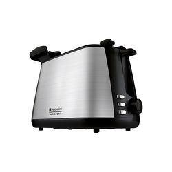 Hotpoint - TT 22M DXB0, 2 fetta/e, Acciaio inossidabile, Pulsanti, 0,9 m, 2 anno/i, 850 W
