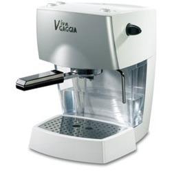 Gaggia - Viva, Libera installazione, Macchina per espresso, 1 L, Caffè macinato, 700 W, Bianco
