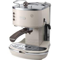DeLonghi - Icona ECO 310.V, Macchina per espresso, 1,4 L, Caffè macinato, 1100 W, Viola