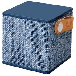 Fresh 'n Rebel - Fresh 'n Rebel Rockbox Cube Fabriq Edition - Indigo, 1.0 canali, 1-via, 3 W, Con cavo e senza cavo, Micro-USB, Mono portable speaker