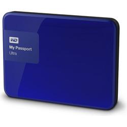 Western Digital - My Passport Ultra, 1000 GB, Micro-USB B, 3.0 (3.1 Gen 1), 5000 Mbit/s, Alimentazione USB, Blu