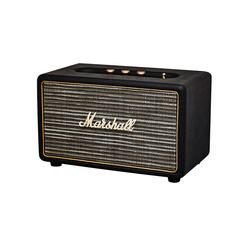 Marshall - Acton Bluetooth, 2-vie, Con cavo e senza cavo, 3.5mm/Bluetooth, 50 W, 50 - 20000 Hz, Nero