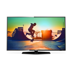 "Philips - 6000 series Smart TV LED ultra sottile 4K 50PUS6162/12, 127 cm (50""), 3840 x 2160 Pixel, LED, Smart TV, Wi-Fi, Nero"