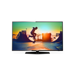 "Philips - 6000 series Smart TV LED ultra sottile 4K 55PUS6162/12, 139,7 cm (55""), 3840 x 2160 Pixel, LED, Smart TV, Wi-Fi, Nero"