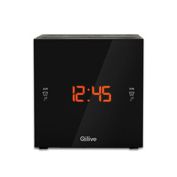 Qilive - Digital alarm clock - Q1389