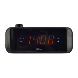 Qilive - Digital alarm clock - Q1137
