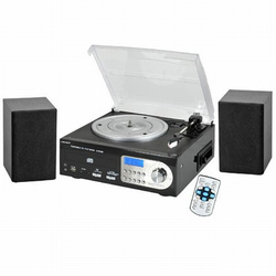 New Majestic - Giradischi TT-38 CD/TP/USB/SD