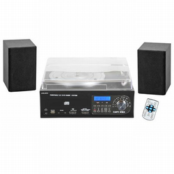 Giradischi TT-38 CD/TP/USB/SD