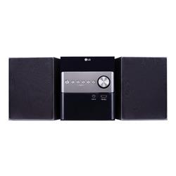 LG - CM1560, Home audio micro system, Nero, Superiore, 10 W, 1-via, FM
