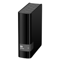 "Western Digital - My Book, 4000 GB, 3.5"", Micro-USB B, 3.0 (3.1 Gen 1), 5000 Mbit/s, Nero"