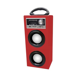 New Majestic - Sistema audio portatile - 115078/RD