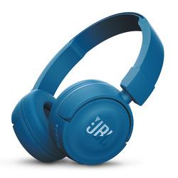 JBL - T450BT, Senza fili, Padiglione auricolare, Stereofonico, Circumaurale, 20 - 20000 Hz, Blu
