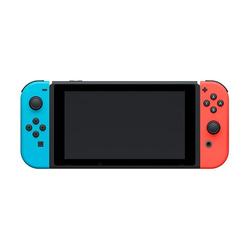 Switch con Joy-Con Rosso Neon e Blu Neon, Nintendo Switch, NVIDIA Tegra 4, 768 MHz, 400 MB, Nero, Blu, Rosso, Analogico/Digitale