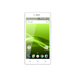 """Selecline - 877977, 12,7 cm (5""""), 8 GB, 2 MP, Android, 6.0 Marshmallow, Bianco"""