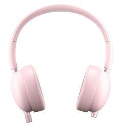 Qilive - Q1007, Con cavo e senza cavo, Padiglione auricolare, Stereofonico, Circumaurale, 20 - 20000 Hz, Rosa