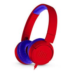 JBL - Cuffie a padiglione Kids Blu/Rosso - JR300