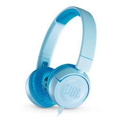 JBL - JR300, Circumaurale, Padiglione auricolare, Cablato, 20 - 20000 Hz, 1 m, Blu