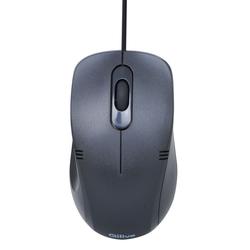Qilive - Q.8544, Ambidestro, Ottico, USB, 1000 DPI, Nero