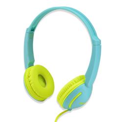 Selecline - HP007, Circumaurale, Padiglione auricolare, Cablato, 20 - 20000 Hz, 85 dB, Blu, Verde