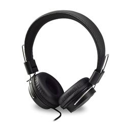 Qilive - Q1296, Cablato, Padiglione auricolare, Stereofonico, Circumaurale, 20 - 20000 Hz, Nero