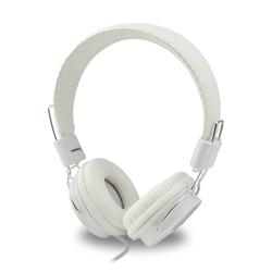 Qilive - Q1296, Cablato, Padiglione auricolare, Stereofonico, Circumaurale, 20 - 20000 Hz, Bianco