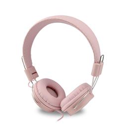 Qilive - Q1296, Cablato, Padiglione auricolare, Stereofonico, Circumaurale, 20 - 20000 Hz, Rosa