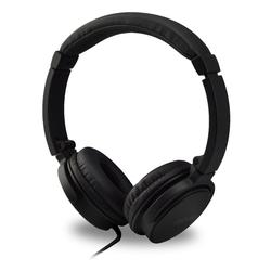 Qilive - Q1486, Cablato, Padiglione auricolare, Stereofonico, Circumaurale, 20 - 20000 Hz, Nero