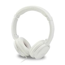 Qilive - Q1486, Cablato, Padiglione auricolare, Stereofonico, Circumaurale, 20 - 20000 Hz, Bianco