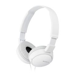 Sony - MDR-ZX110AP, Cablato, Padiglione auricolare, Stereofonico, Circumaurale, 12 - 22000 Hz, Bianco