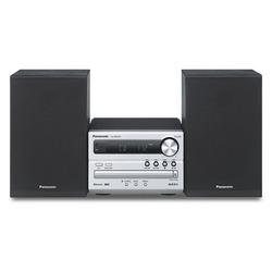 Panasonic - SC-PM250, Home audio micro system, Argento, 1 dischi, 20 W, 6 Ω, 10%